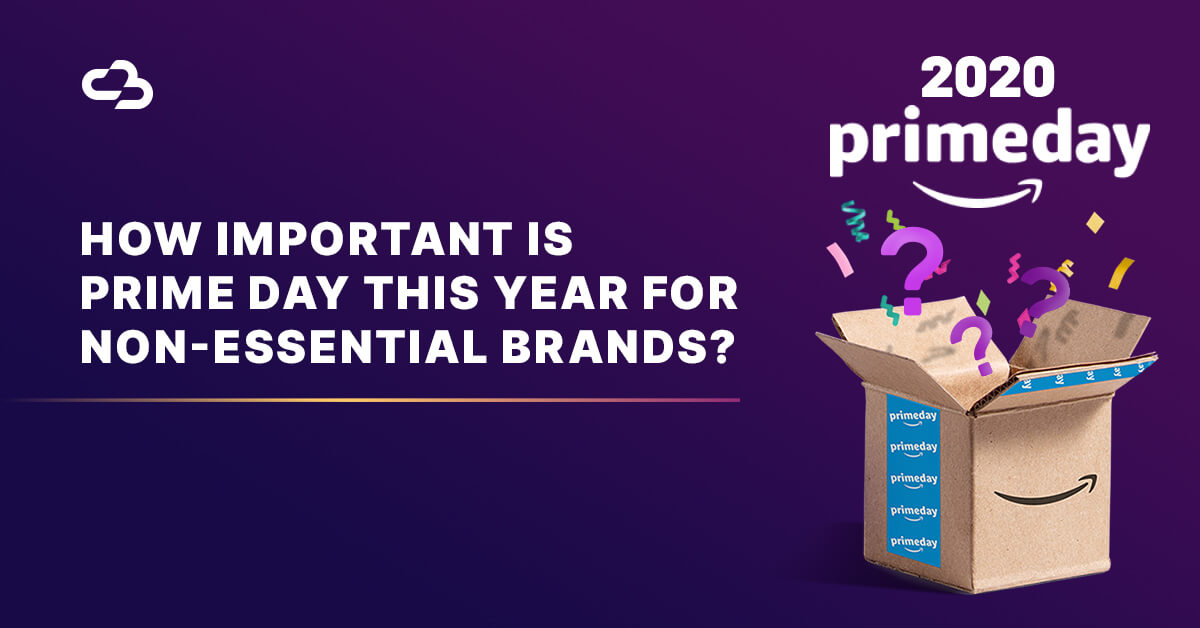 Channel Bakers header image with Prime Day icon and title saying,